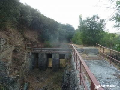 Sierra del Agua - Ruta Vespertina, Nocturna;que hacer en la sierra de madrid monasterio santa maria